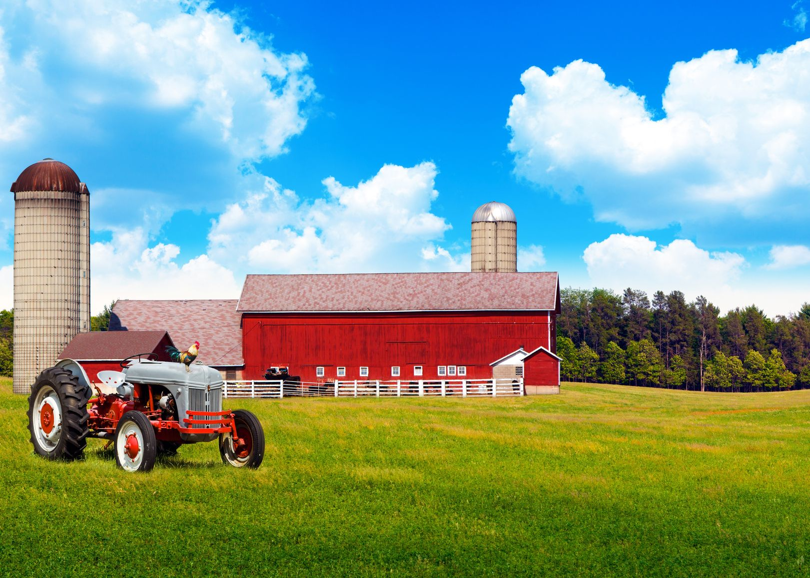 Orange County, CA. Farm & Ranch Insurance